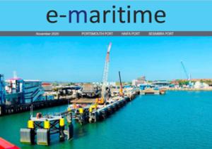Portsmouth Port – Haifa Port – Sesimbra Port